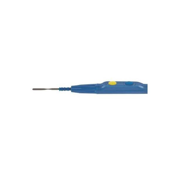Hand-Controlled Electrosurgical (ESU) Pencil, Reusable, Button Switch
