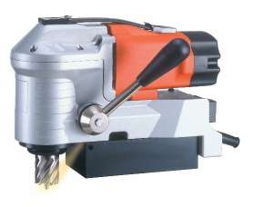Low Profile Magnetic Core Drill System