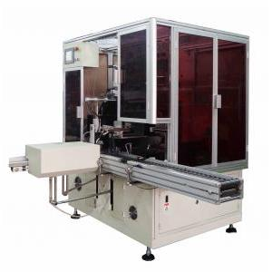 Auto One Color Screen Printing Machine for Round tube - WE-TB150