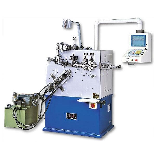 CNC Ring Making Machine - CS CNC-45