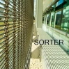 sorter's aArchitecture curtain wall