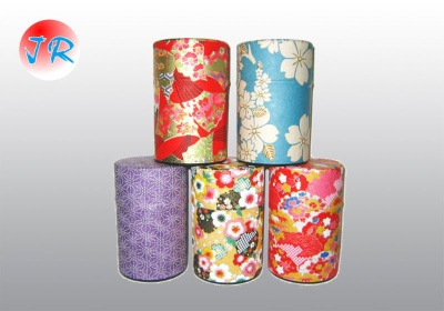 Fine and Colorful Paper Printing Can