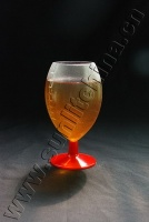 18Oz oval beer glass - SD-OP18T