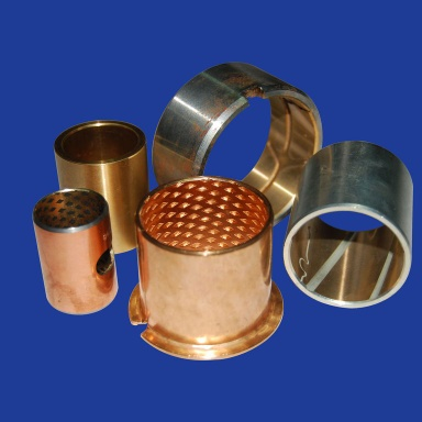 Bimetal bushes,Plain bearings - Bimetal bushes