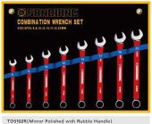 Combination Wrench Set with Ruble Handle - code:TD5102R/TD5202R