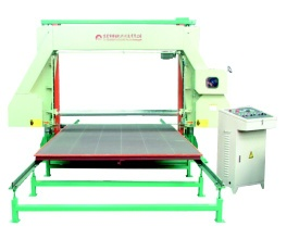 Horizontal foam cutting machine - foam machine