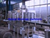 glass bottle filler (tea, fruit juice, milk filling machine monobloc) - hot filling machine