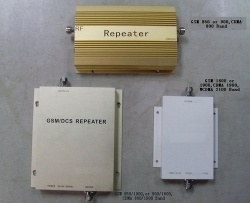 GSM CDMA WCDMA signal repeater - signal repeater