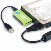 USB 2.0 to SATA/IDE Adapter  - k100