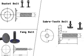 bolt and screw - M0.8-M48