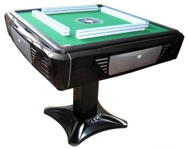 Automatic mahjong tables