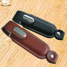 leather USB Flash Drive - UB11