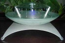 Glass Tabletop Fountain