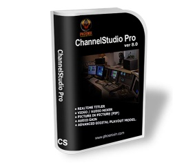 Channel Studio Pro - cable tv software