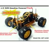 R/C 1/5 scale Gasolined powered Truck - SST-1520