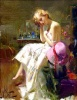 Figure Oil Paintings Wholesale - 001
