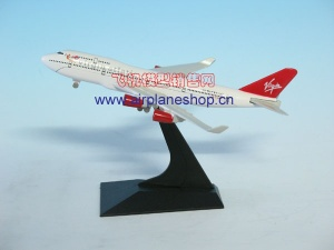 Virgin Atlatic 747-400