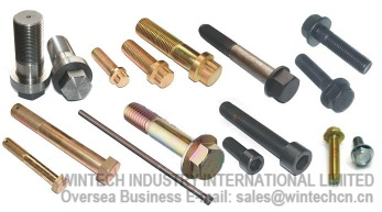 Bolts--Hex Flange Bolts,12 Point Flange Bolts,Special Bolts