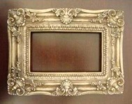 Antique Frame, Resin Gifts and Crafts