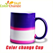 Color Change Mug Magic Water Cup - heat sensitive  cup