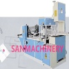 High speed embossing hand towel folding machine - SANC-D