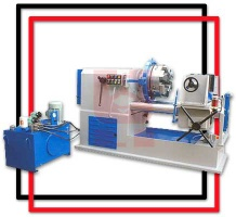 PIPE THREADING MACHINE - PIPE THREADING