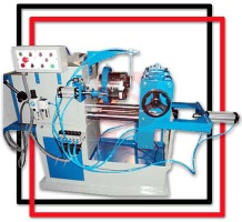 PVC PIPE THREADING MACHINE - PVC PIPE