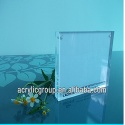 Transparent plexiglass freestanding desktop photo frame - photo frame 2