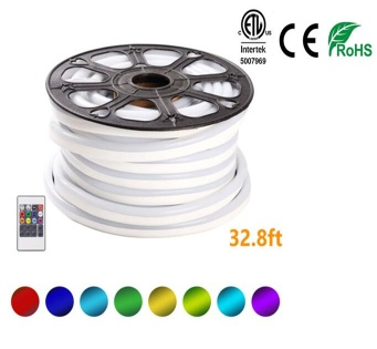 ETL CE 14*26mm RGB Flexible LED neon light - BL-005