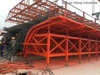 precast box beam formwork, precast box girder formwork, cast in place box girder formwork, can-in-situ beam formwork - 03