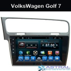 2 Din Android Car DVD Central multimedia Player for VolksWagen Golf 7 Radio 3G Wifi - 1036