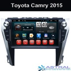 Toyota Camry 2015 Car DVD Player GPS Navigation Android Quad Core Sysrem - 9005