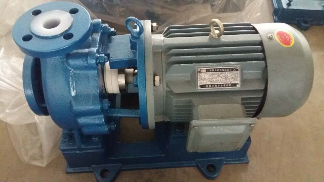 IHF Centrifugal Coupled Pump - Centrifugal Pump