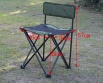 Simple portable fishing chair for beach outdoor camping folding comfortable - FE-28