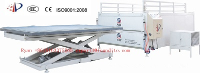 Autoclave free new pvb Glass laminate machine - Fangding
