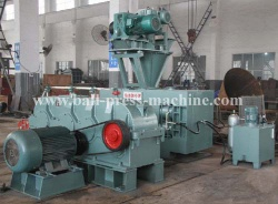 High pressure briquette machine - briquette machine