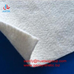 Non woven geotextile fabric - Geotextile