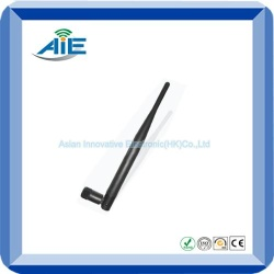 433mhz right angle rob  terminal antenna with 3DBI - AIE-ANT433-T08