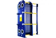 Removable Plate Heatexchanger - 123456