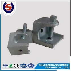 UL approved malleable  iron beam clamps for USA market - 1