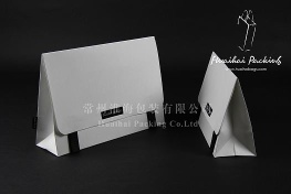 High Quality Creative Paper Bag with Flap - Bag with Flap