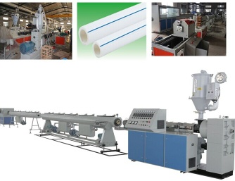 ppr pipe extrusion machine,making machine,production machine - PPR pipe