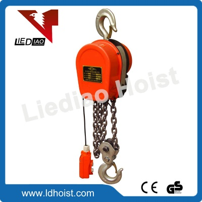 DHS Portable Electric Chain Hoist - NO.6