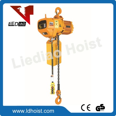 HHBB Electric Chain Hoist with Remote Control - NO.7
