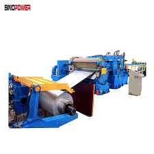 metal slitting machine manufacturers - SPS