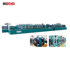 carbon steel pipe making machine - SP90