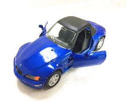 Zinc alloy BMW car model - 1