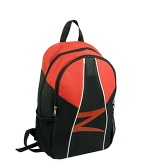 Polyester lightweight sport travel school children backpack - M006