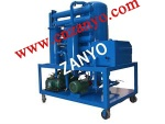 waste vacuum cooking oil purifier machine - ZYC