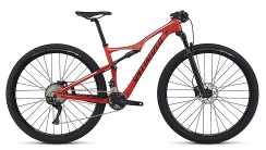 2017 Specialized Era FSR Comp Carbon MTB - Bicycle , Mountain